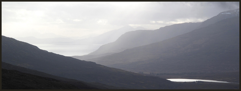 View to Upper Loch Torridon