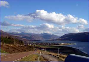 Loch Broom & Ullapool